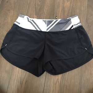 Lululemon athletica women's shorts